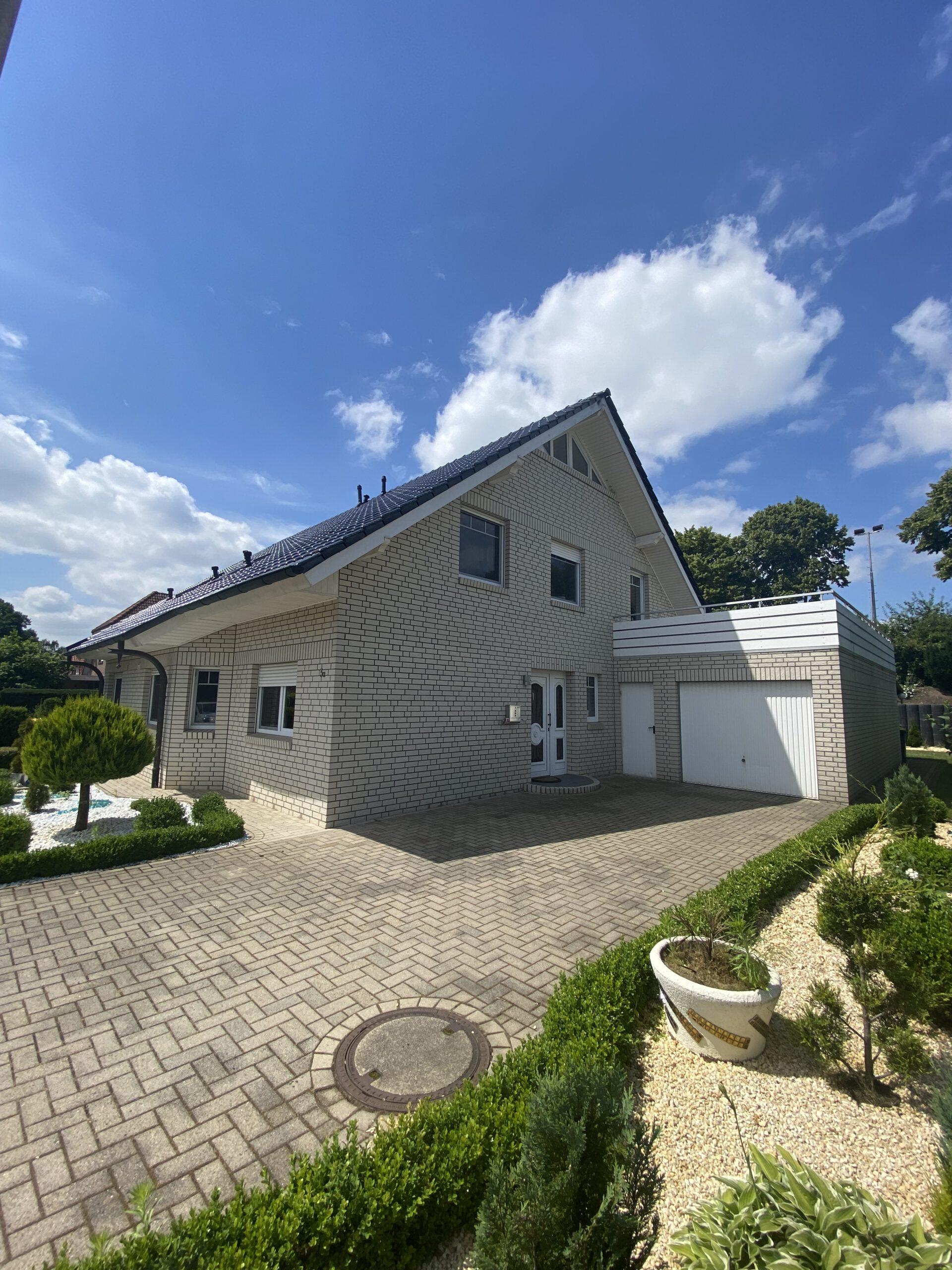 Schick und geräumige Doppelhaushälfte in Rehden-Wetschen